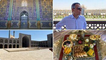 وزیر خارجه سوئیس چه لقبی به اصفهان داد؟