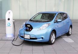 خودروهای الکتریکی پلاک می شوند
