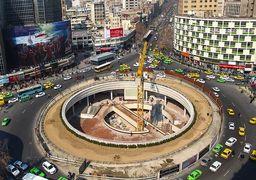 رونمایی از اولین «میدان پلازا» در تهران