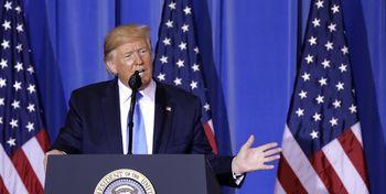 واکنش ترامپ به انتقادات تند کارتر