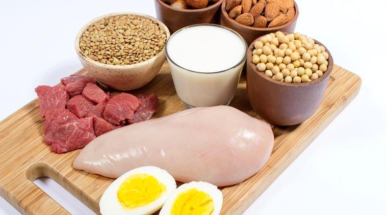 غذاهای پروتئین دار