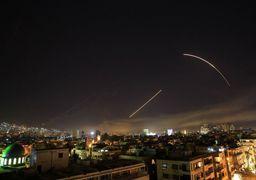 اسرائیل به درخواست آمریکا حمله به سوریه را آغاز کرد