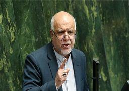 زنگنه: خواب آمریکا برای به صفر رساندن نفت ایران تعبیر نمیشود