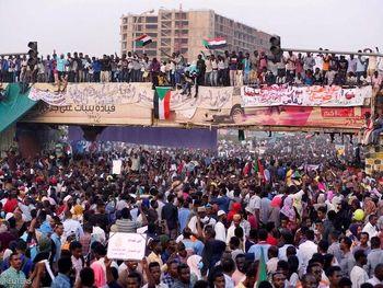 کودتا در سودان/بازداشت عمرالبشیر
