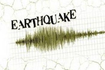 وقوع زمین لرزه ۵ ریشتری در ترکیه