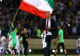 کیروش: تا زمانی که زندهام برای موفقیت کشورم ایران میجنگم