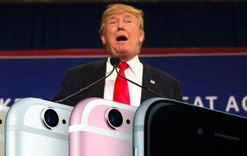 چالش ترامپ برای بازگرداندن اپل و مایکروسافت
