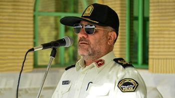 ناجا و سپاه پاسداران امنیت داخلی را برعهده دارند