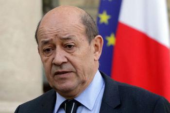 وزیر خارجه فرانسه: اظهارات ترامپ تحریککننده است