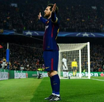 زلزله لیونل مسی در بارسلونا!