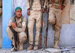 زندان داعش در استادیوم شهر رقه + عکس
