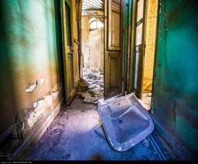 تصاویر هتل «جهان» در چهار باغ اصفهان