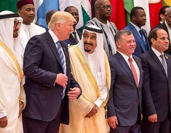 هشدار امنیتی ترامپ به متحدانش در خاورمیانه