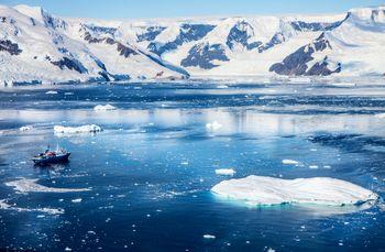 ثبت یک رکورد تاریخی برای دمای هوا در قطب شمال