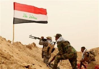حشد الشعبی حمله عناصر داعش در عراق را دفع کرد