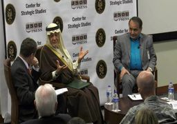 جنگ شعارها متوقف شود/ موسویان: عربستان خواهان ثبات منطقه زیر سایه آمریکاست/  ترکی : پسر بن لادن در تهران زندگی میکند نه درریاض