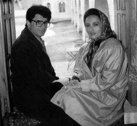 محمدرضا شجریان همسرش کتایون خوانساری