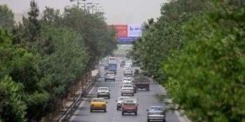 تهران از ابتدای سال چند روز هوای آلوده داشته است؟