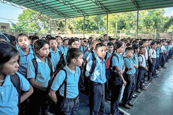 فروپاشی سیستم آموزشی در ونزوئلا