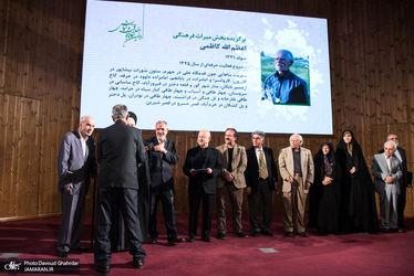 تصاویر دهمین جایزه اخلاق و نیایش با حضور «سیدمحمد خاتمی»