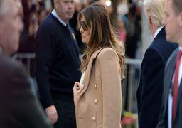 زندانی بودن همسر ترامپ در کاخ سفید