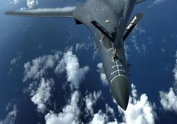 وضعیت بحرانی بمب افکن B-1B نیروی هوای آمریکا