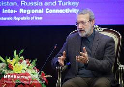 لاریجانی: رفتار ترامپ نظامات حقوق بشر را له کرده/ شورای امنیت به وظایفش عمل نمیکند