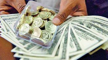 گزارش اقتصادنیوزاز بازار طلا وارز پایتخت؛ پیشروی گامبه گام دلار به سقف قیمتی 28تیرماه