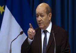 فرانسه: ایران در حال دادن پاسخ بدی به فشارهای امریکا است