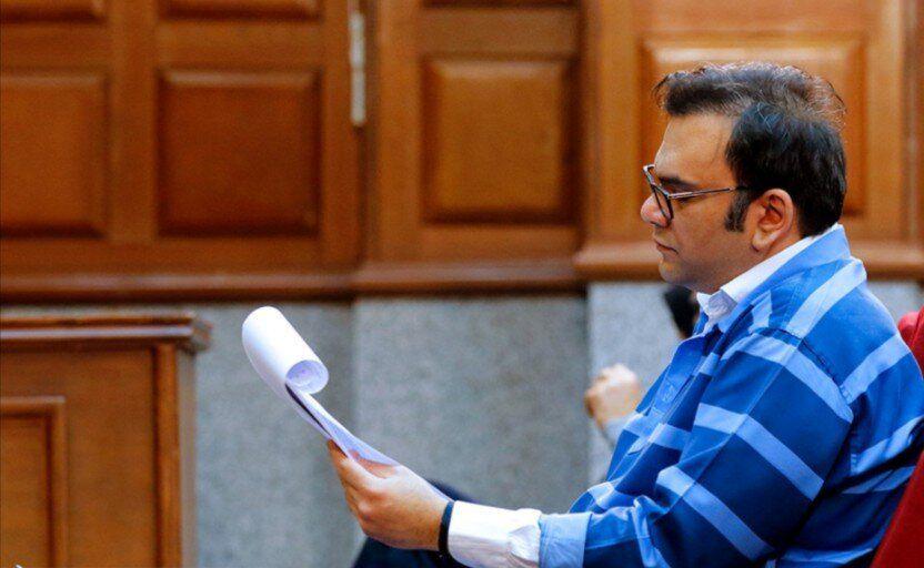 دادگاه محمد امامی