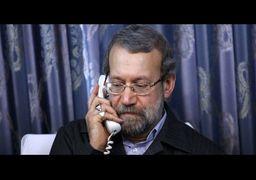 علی لاریجانی: تمامی نهادها برای مدیریت بحران پای کار بیایند