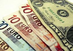 افزایش قیمت یورو و پوند انگلیس +جدول نرخ ارز سهشنبه 11 دی