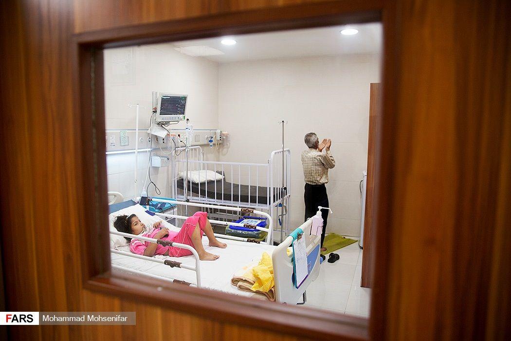 تصاویر: کودکان گرفتار کرونا