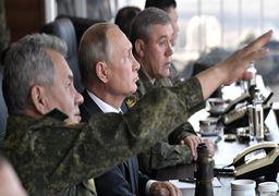 پوتین: موضع روسیه نسبت به جنگ را مطرح کرد