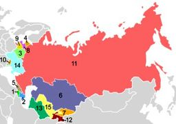 افشای طرح ناتو برای تجزیه روسیه + عکس