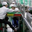کاهش تولیدات صنعتی آسیا تحت تاثیر تنشهای تجاری