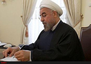 پیام تسلیت روحانی در پی شهادت ۱۵ تن از کارکنان نیروی هوایی ارتش