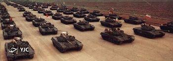 تانک مدرن ارتش ایران با کدام تانک آمریکایی رقابت میکند؟+ عکس و مشخصات فنی