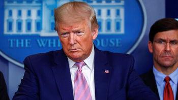 اقدام ترامپ بعد از گاف کروناییاش