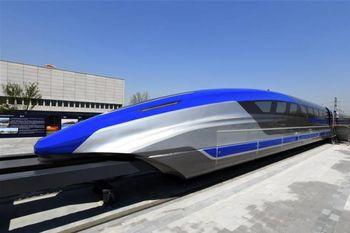 قطار «خودران» پرسرعت هم از راه  رسید +عکس
