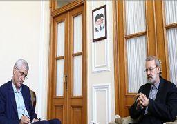 توصیههای لاریجانی برای شهردار تهران