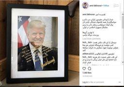 توماس جفرسون ایرانی هم فیک از آب درآمد+عکس