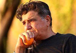 فیلمی از حضور استاد شجریان در تلویزیون