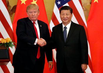 تلاش چین برای پیروزی ترامپ در انتخابات