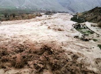 آخرین وضعیت از سیل در لرستان؛ قطع ارتباط بیشاز 100 روستا/ گاز شهر معمولان قطع است