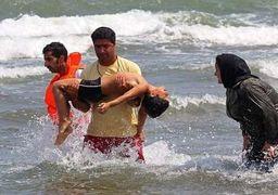 غرق شدن 3 عراقی در رامسر