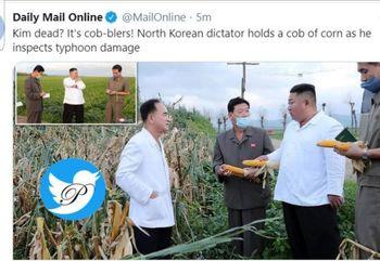 اولین عکس رهبر کره شمالی پس از غیبت