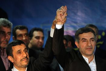افشای راز علاقه احمدی نژاد به مشایی