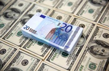 طلاق یورو ودلار
