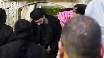 ابوبکر البغدادی به یک قاره دیگر گریخت